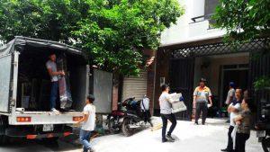 Nhu cầu chuyển nhà trọn gói tại quận Ba Đình tăng nhanh trong những năm gần đây