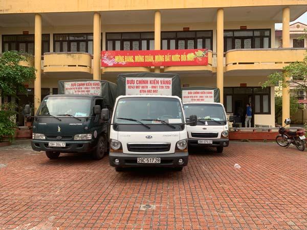 Công ty chuyển nhà Bắc Nam - Kiến Vàng