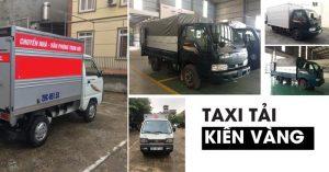 Dịch vụ taxi tải chuyển nhà giá rẻ