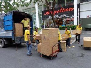 Dịch vụ chuyển nhà trọn gói giá rẻ tại huyện Đông Anh