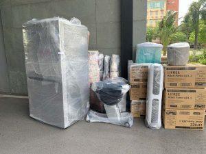 Dịch vụ chuyển văn phòng trọn gói tại Kiến Vàng