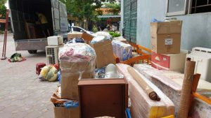 Kiến Vàng cung cấp dịch vụ chuyển nhà trọn gói Thạch Thất giá rẻ