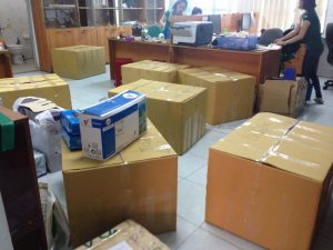Kiến Vàng nhận chuyển nhà trọn gói huyện Phúc Thọ 2424h