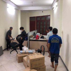 Kiến Vàng nhận chuyển nhà trọn gói huyện Quốc Oai 24h