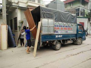 Dịch vụ chuyển nhà trọn gói huyện Hoài Đức giá rẻ