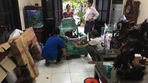 nhận chuyển nhà trọn gói huyện Thanh Oai giá rẻ